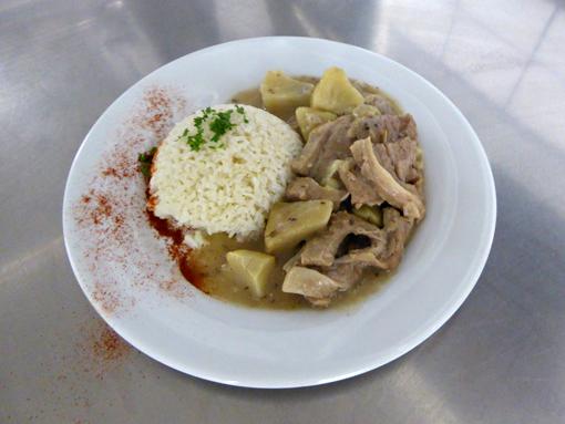Restaurant Hôtel de la Gare Pierrefitte-Nestalas entre Argelès-Gazost