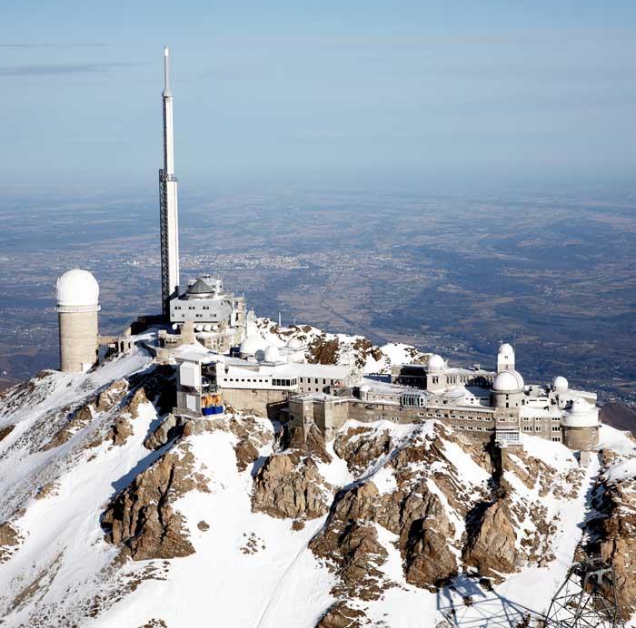 Le Pic du midi de Bigorre Hautes Pyrénées