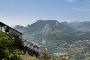 Le Funiculaire du Pic du Jer Lourdes Hautes-Pyrénées