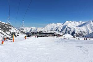 Accueil Luz-Ardiden Hautes-Pyrénées