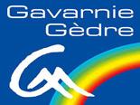 Le logo de la station de Ski de Gavarnie-Gèdre
