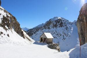 Piste de ski Luz-Ardiden Hautes Pyrénées