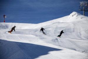 Descente ski et snow Cauterets
