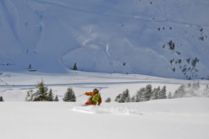 Ski à la Mongie Grand Tourmalet