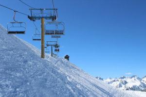 Ski, remontées de Luz-Ardiden