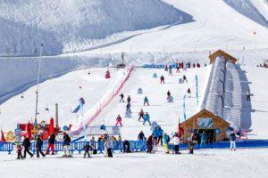 Espace débutant ski Cauterets