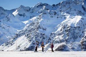 Pause Ski en famille à Cauterets