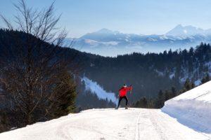 Val d'Azun, ski nordique