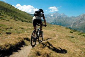 Le vélo VTT à Hautacam Vallée Argelès-Gazost