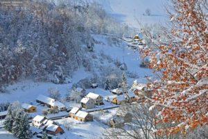 Un Village du Grand Tourmalet
